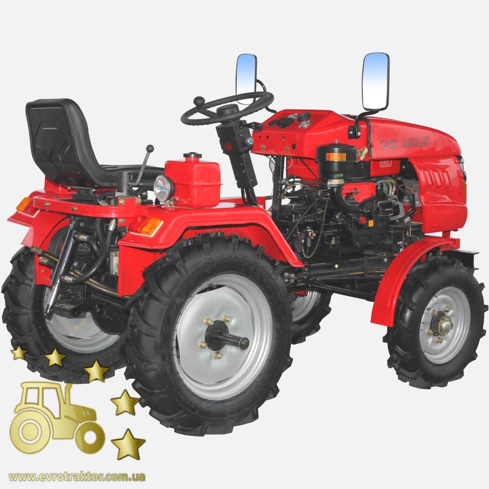 Дешевий та якісний мототрактор DW 160 LX - Доставка вся Україна 326e85d38d35d